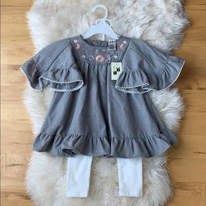 NWT 💕 Max Studio outfit, size 3T